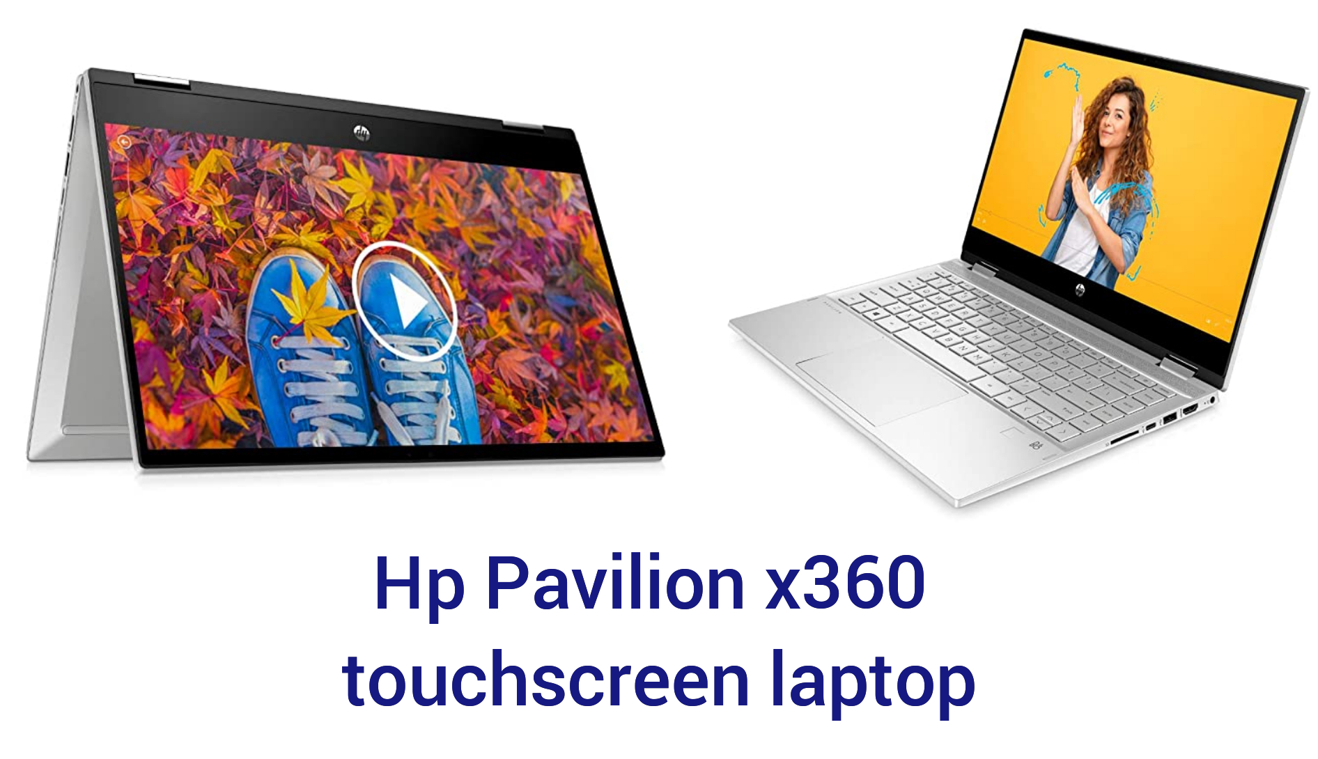 HP Pavilion x360 (2021) 14″ FHD Touchscreen Laptop 11 gen, price in India